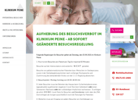 klinikum-peine.de
