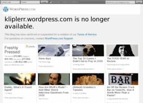 kliplerr.wordpress.com