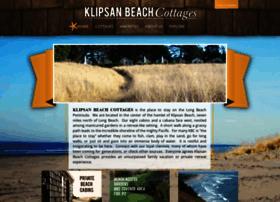 klipsanbeachcottages.com