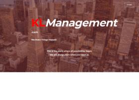 klmanagement.com