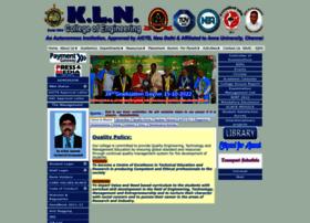 klnce.edu