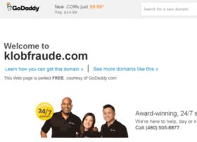 klobfraude.com