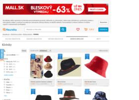 klobuky.heureka.sk