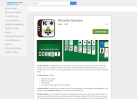 klondike-solitaire.joydownload.com