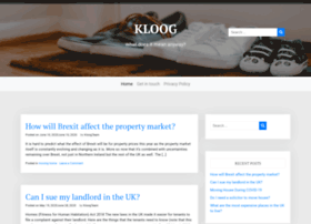 kloog.co.uk