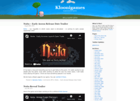 kloonigames.com