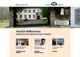 kloster-paradiese.de