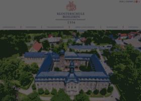 klosterschule.de