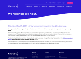 Klout.com
