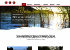 kls-gewaesserschutz.de