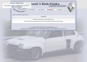 klubrenault5.pl