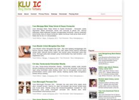 kluic.blogspot.com