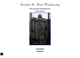 kmdaviswoodcarving.com
