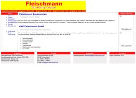 kmf-fleischmann.com