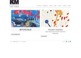 kmfinearts.com