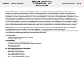 kmkhanlaw.com