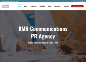 Kmrcommunications.com