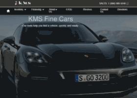 kmsfinecars.com