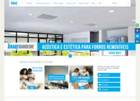 knauf.com.br