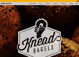 kneadbagels.com