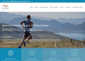 kneesurgerymanchester.co.uk