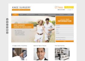 kneesurgerymd.com