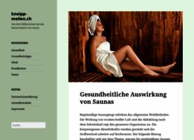 kneipp-meilen.ch