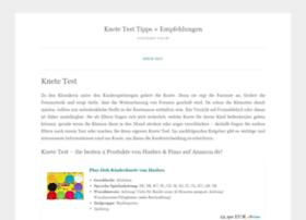 knete-test.de