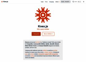 knexjs.org