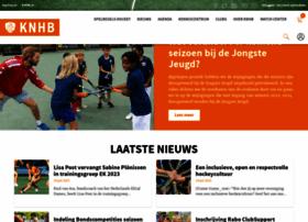 knhb.nl