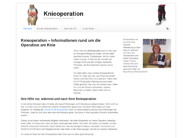 knieoperation.net