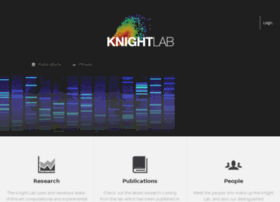 knightlab.colorado.edu