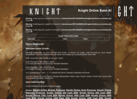 knightonlineforum.com