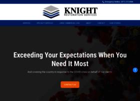 knightrestoration.com