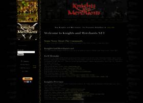 knightsandmerchants.net