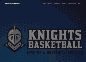 knightsbasketball.co.uk