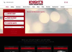 knightslimo.com