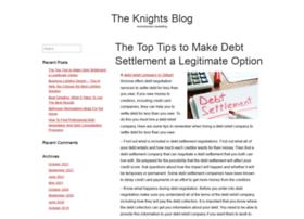 knightsonmainrestaurant.com