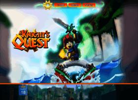 knightsquestgame.com