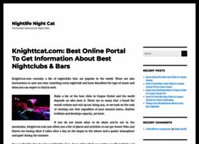 knighttcat.com