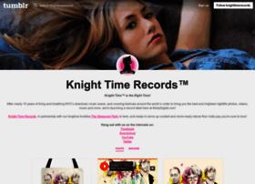 knighttimerecords.tumblr.com