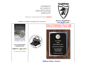 knightwriter.com