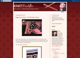 knitfreedom.blogspot.com