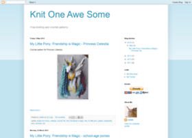 knitoneawesome.blogspot.co.uk
