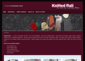 knittedbali.com