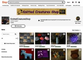 knittedcreatures.co.uk
