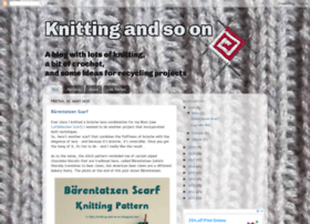 knitting-and-so-on.blogspot.ch