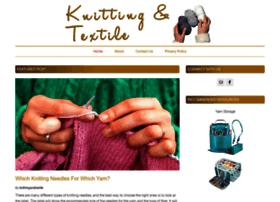 knittingandtextile.com