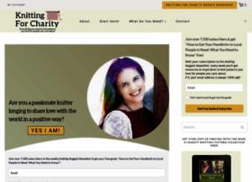 knittingforcharity.org