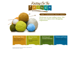 knittingonthefringe.com